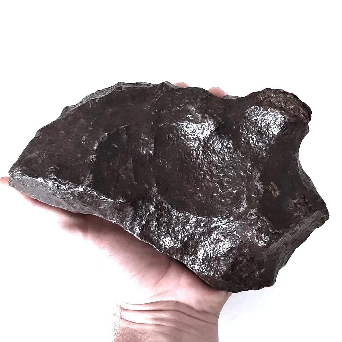 Canyon Diablo meteorite. Huge piece.