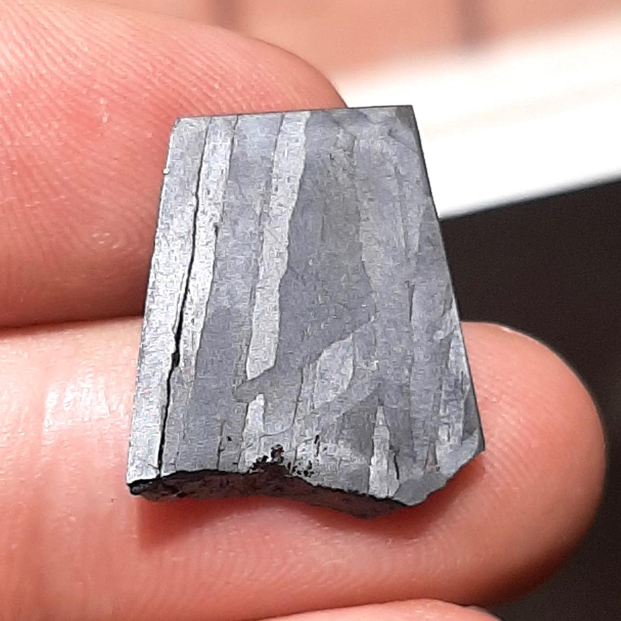 Hidden Valley meteorite. Rare iron from Australia.