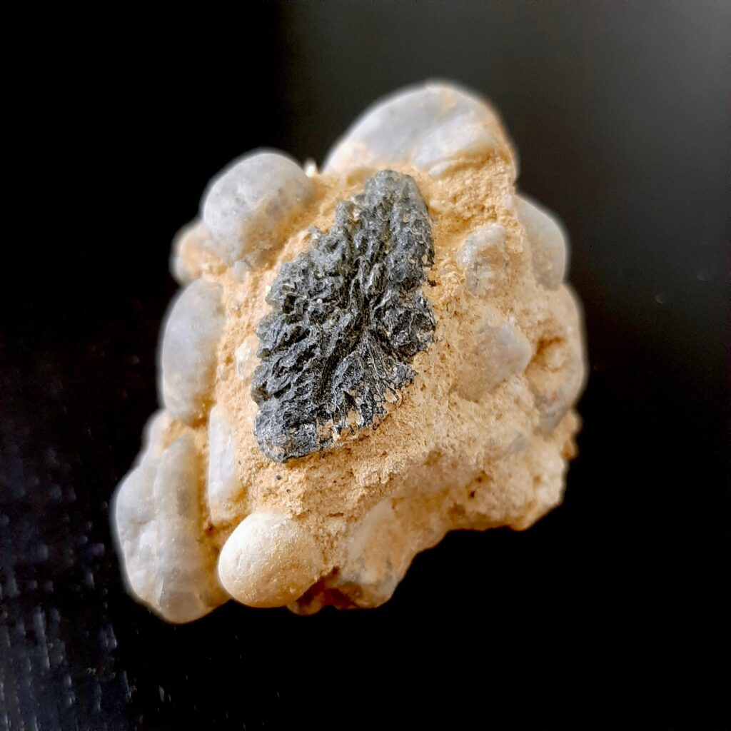 Moldavite. 230g. Collection