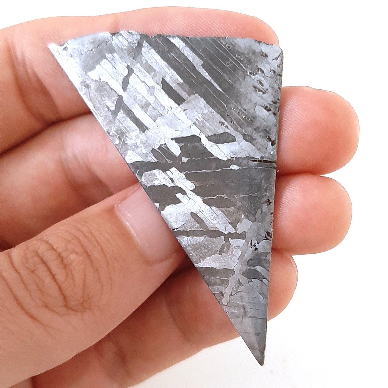 Tres Castillos meteorite. IIIAB iron.